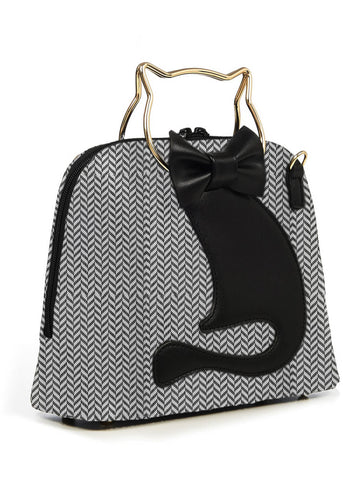 Banned Dixie Cat Bag Grey