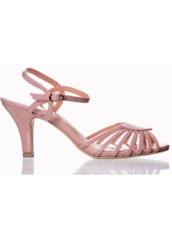 Banned Amelia 50's Pumps Pink