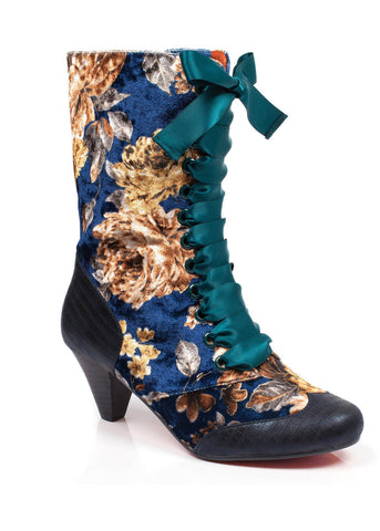 Poetic Licence Lady Victoria Boots Navy