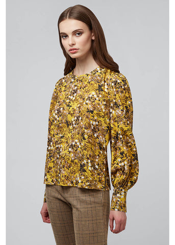 Louche Sander Blouse Yellow