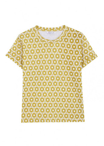 Compania Fantastica Lindy Hop T-Shirt Yellow