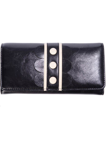 Banned Deidra Wallet Black