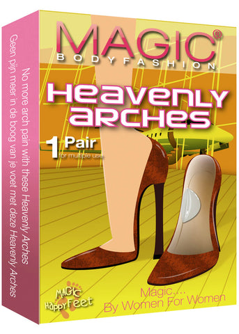 Magic Bodyfashion Heavenly Arches Gelcushions