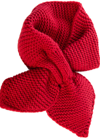 Banned Fru Fru Scarf Red