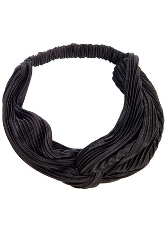 Banned Grace 40's Headband Black