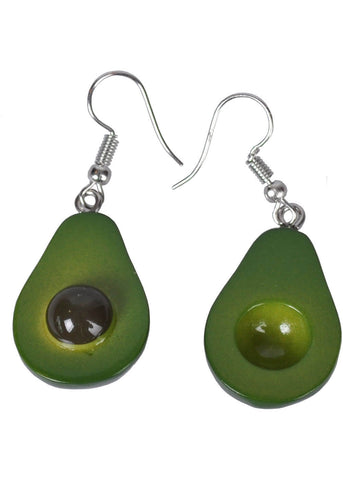 Succubus Avocado Kitsch Earrings