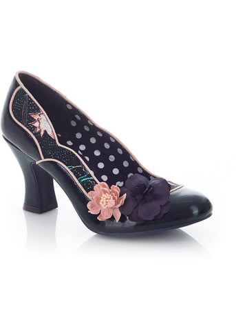 Ruby Shoo Viola Pumps Navy