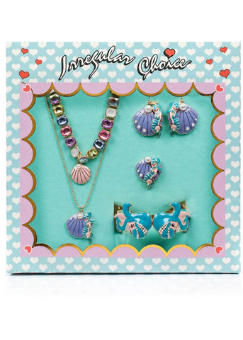 Irregular Choice Sing Sirena Jewelry Set