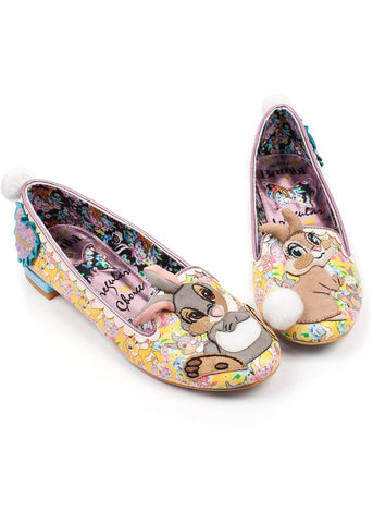Irregular Choice Disney Bambi Sweet As Can Be Flats