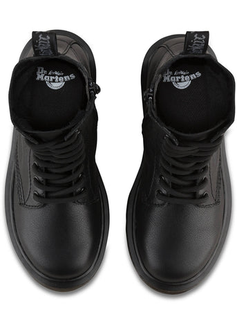 Dr. Martens Junior 1460 Mono Boots Black