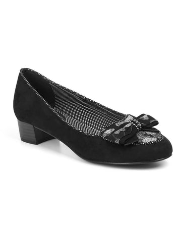 Ruby Shoo Victoria Loafer Black