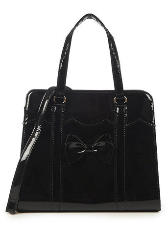Banned Juicy Bits 50's Bag Black