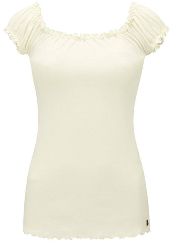 Joe Browns Pretty Gypsy Top Cream Color