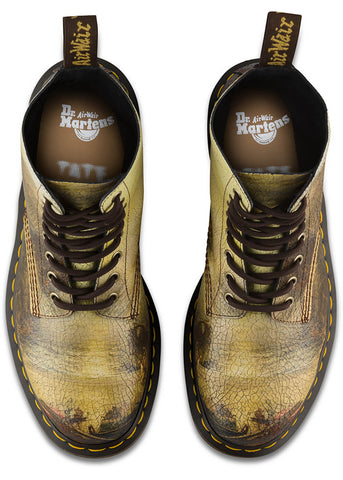 Dr. Martens 1460 Pascal JMW Turner Carthaginian Cristal Suede Boots