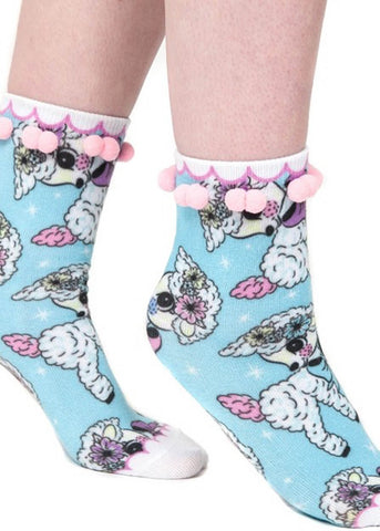Irregular Choice Lamb Sockadelic Socks