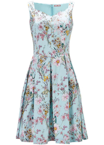 Joe Browns Summer Sunshine Dress Mint