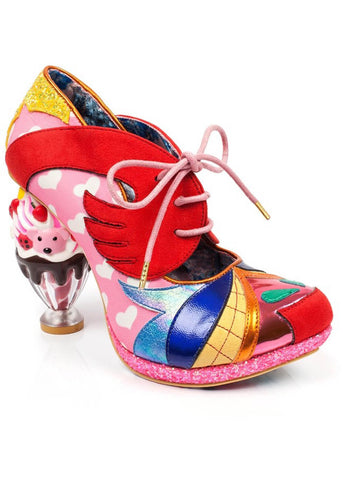 Irregular Choice Deckchair Diva Pumps
