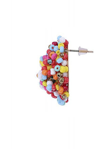 Collectif Lola Earrings Multi