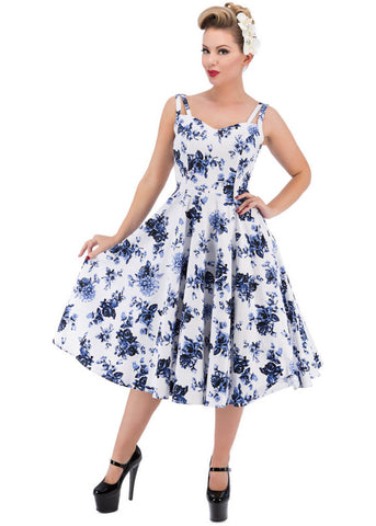 Hearts & Roses Rosanne Swing Dress