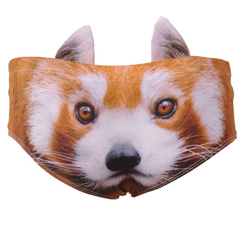 Kukubird Red Panda Panties