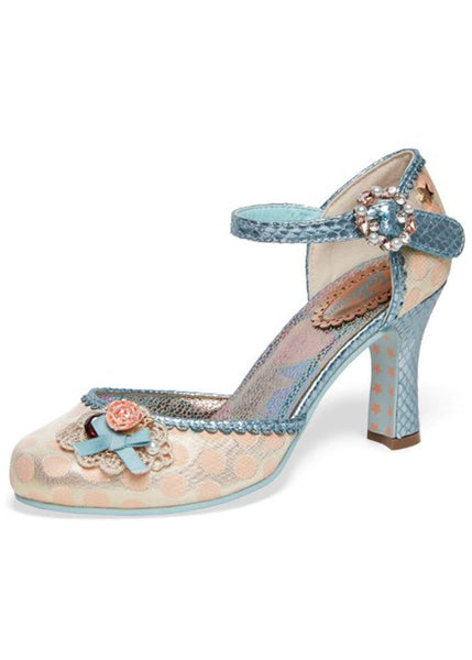 Joe Browns Couture Orphelia Heels Blue