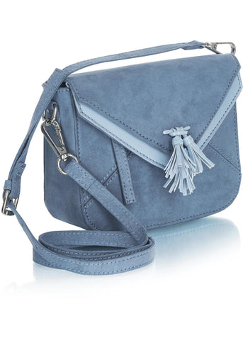 Ruby Shoo Helsinki Purse Blue