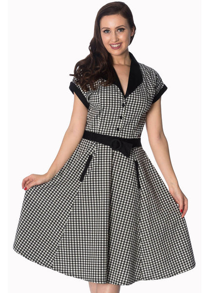Banned Summer Days Diner 50's Swing Dress