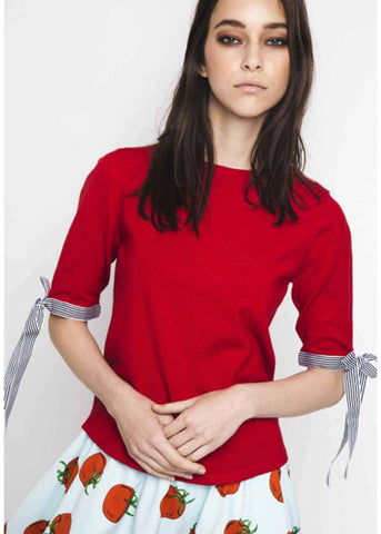 Compania Fantastica July Jumper Red