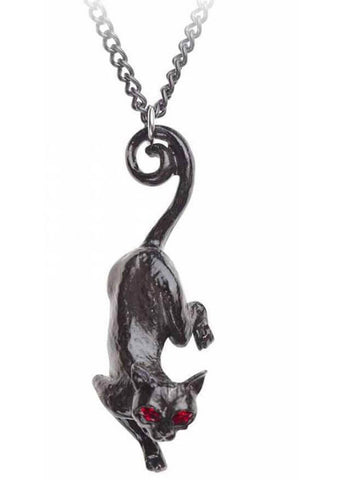 Alchemy Cat Sith Necklace