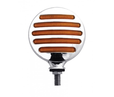 Double Face Flatline Combination Led - Amber / Red - Lighting & Accessories