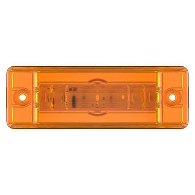 LED Clearance Marker Lights Dual Intensity Optic Lens Male Pin Lighting & Accessories