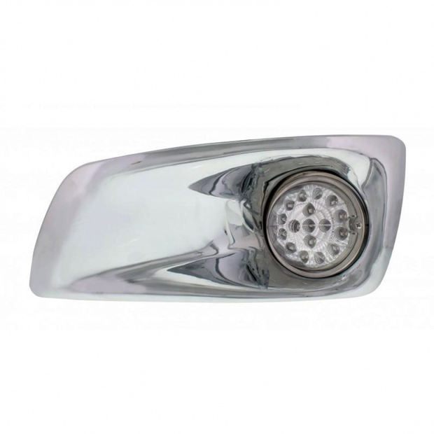 Led Kenworth T660 Dual Function Bumper Light - Clear Style W/ Lens - Lighting & Accessories