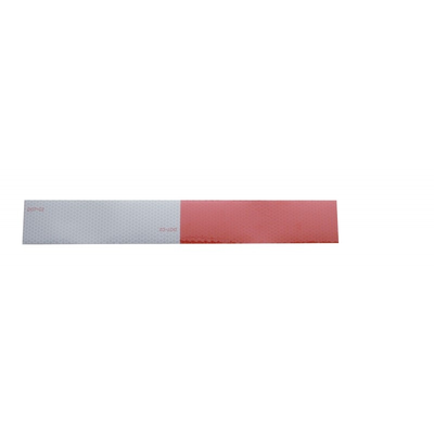 Reflexite Reflector Tape - 6 White/6 Red - Safety & Restraints