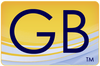 Gold Benefits GB Icon Logo