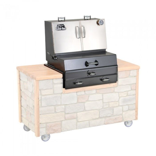 The Good-One Heritage Oven Built-In Smoker