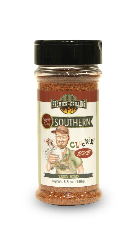 Premier Grilling's Brian's Southern Cluckin' Chicken Rub - Premier Grilling