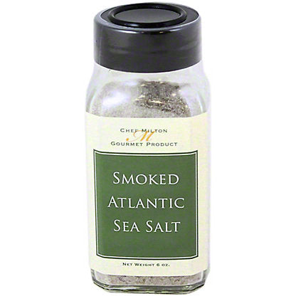 Milton's Gourmet Smoked Atlantic Sea Salt - Premier Grilling