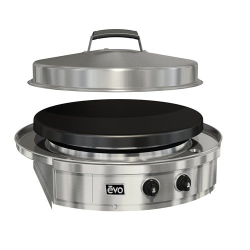 Affinity 30G Drop-In with Seasoned Cooktop - Premier Grilling