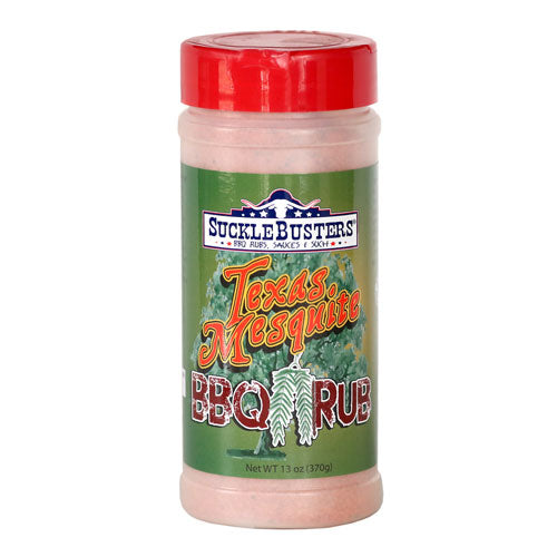Sucklebusters Texas Mesquite BBQ Rub - Premier Grilling
