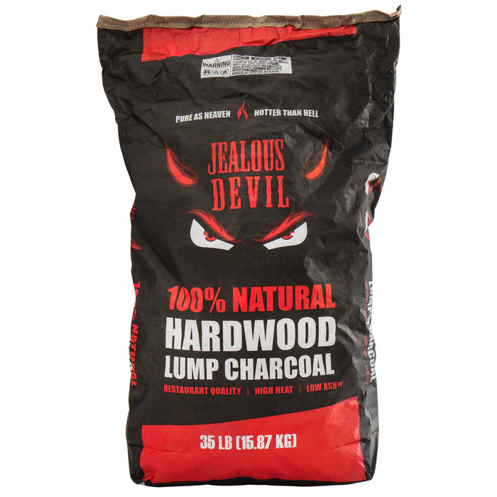 Jealous Devil 35-lb Lump Charcoal