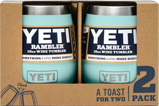 YETI 10-oz Rambler Wine 2-Pack