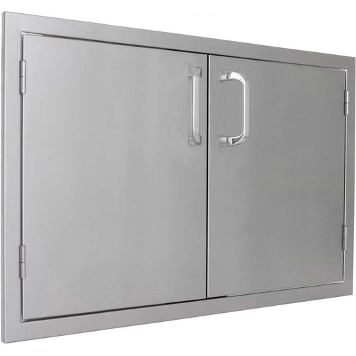 PCM 260 Series Double Access Doors - Premier Grilling