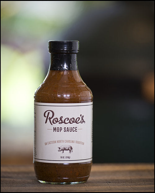 Gentry's Roscoe's Mop Sauce - Premier Grilling
