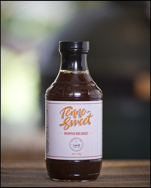 Gentry's Tenne-Sweet Sauce