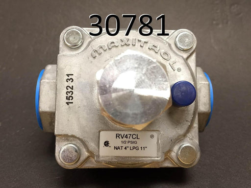 Lynx Natural Gas Appliance Regulator 4/11