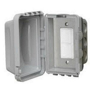 Infratech Single Duplex Flush Mount Wall Plate Cover - Premier Grilling