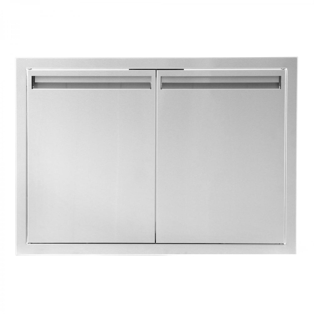 PCM 350 Series Double Access Doors - Premier Grilling