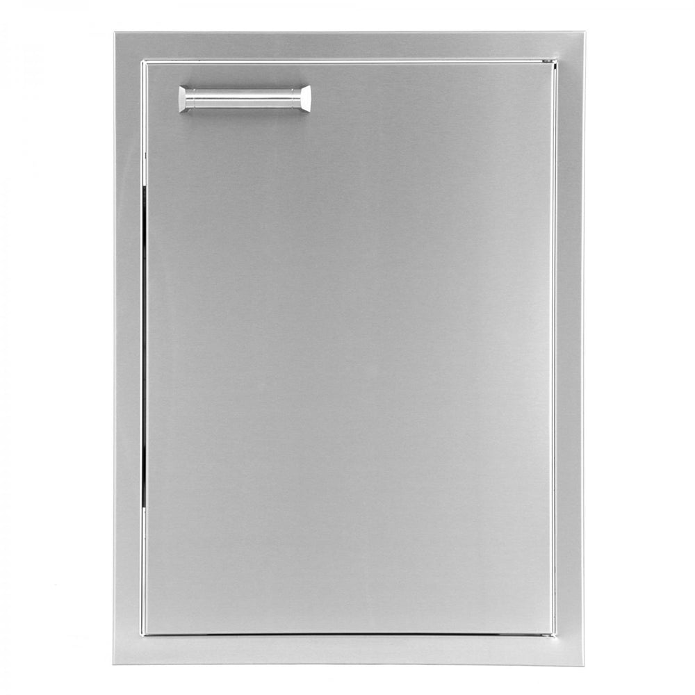 "PCM 350H Series 17"" x 24"" Vertical Door - Premier Grilling"