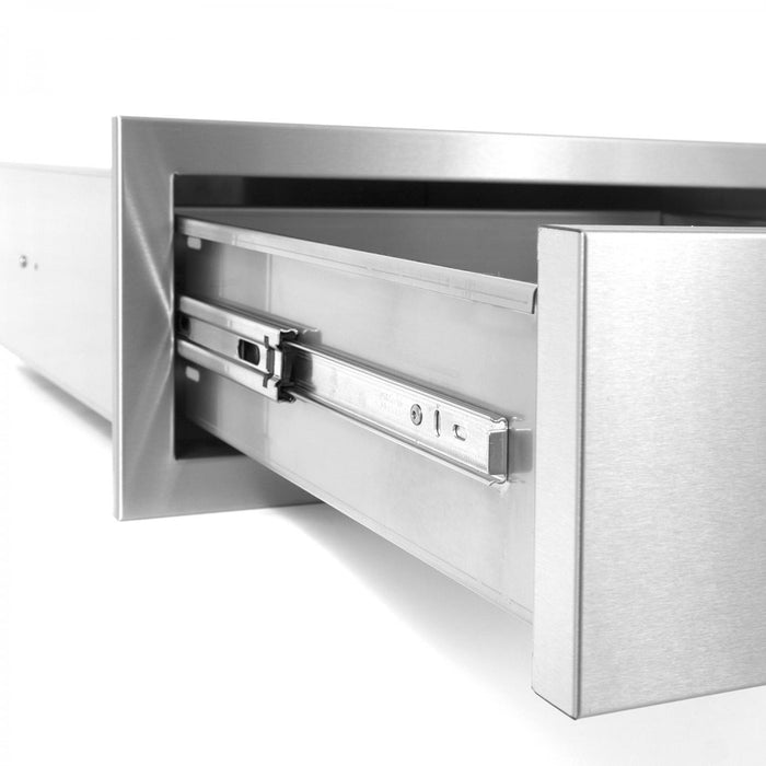 "PCM 350H Series 17"" x 6"" Single Drawer"