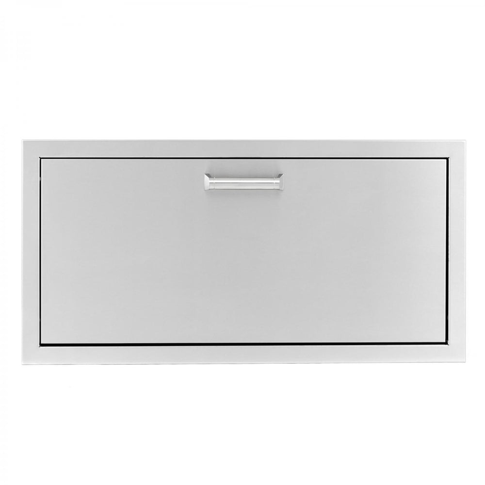 "PCM 350H Series 30"" x 15"" Single Drawer - Premier Grilling"